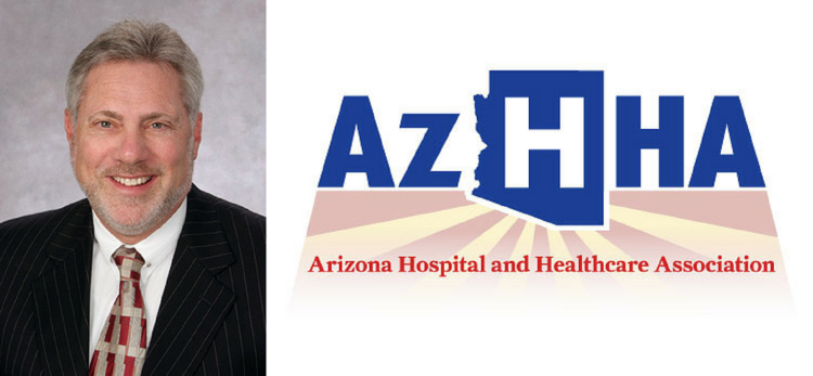 Greg Vigdor, President and CEO, of AzHHA