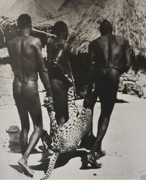 African Warriors, Late 19th century