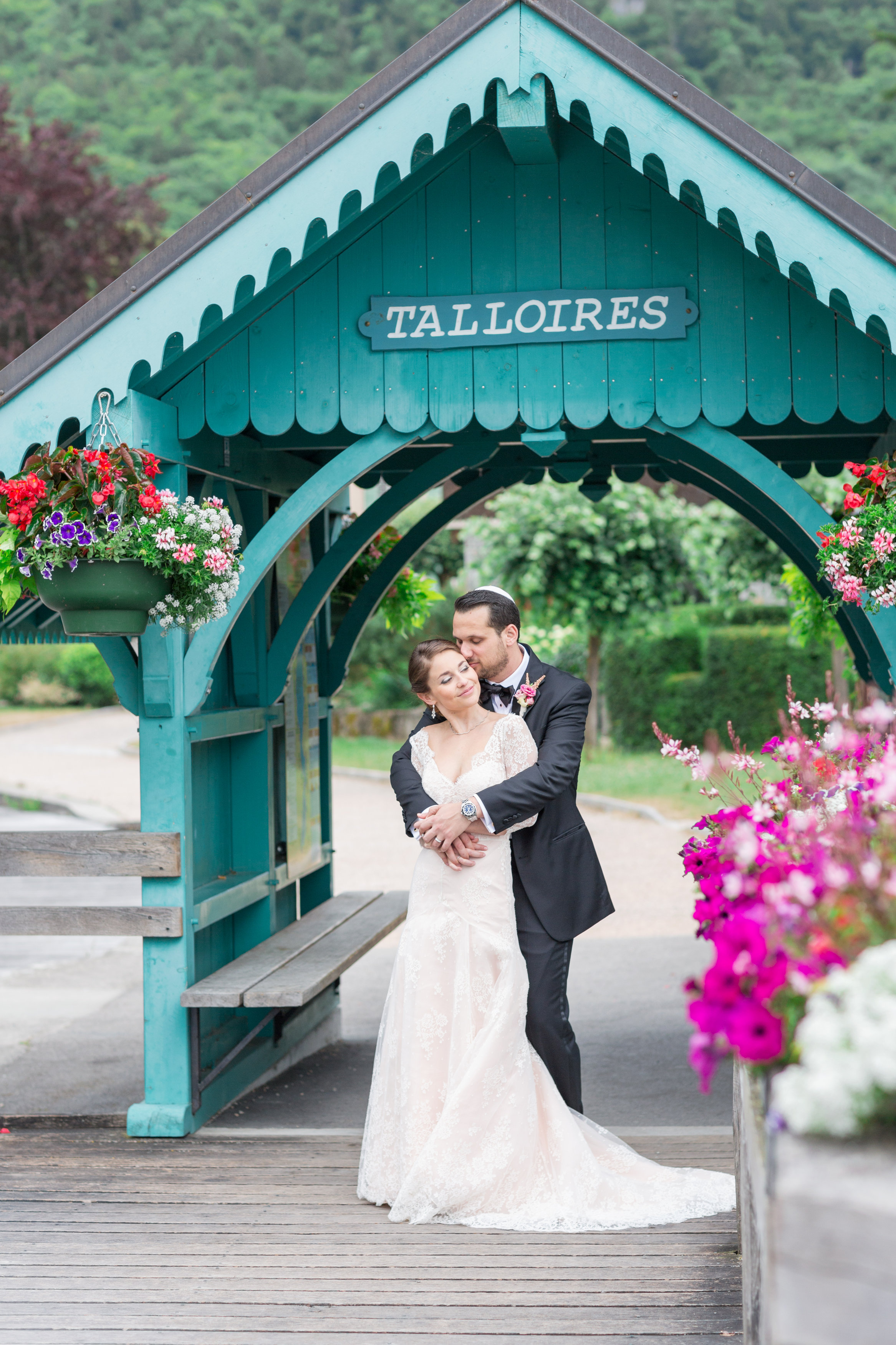 FRENCH ALPS WEDDING