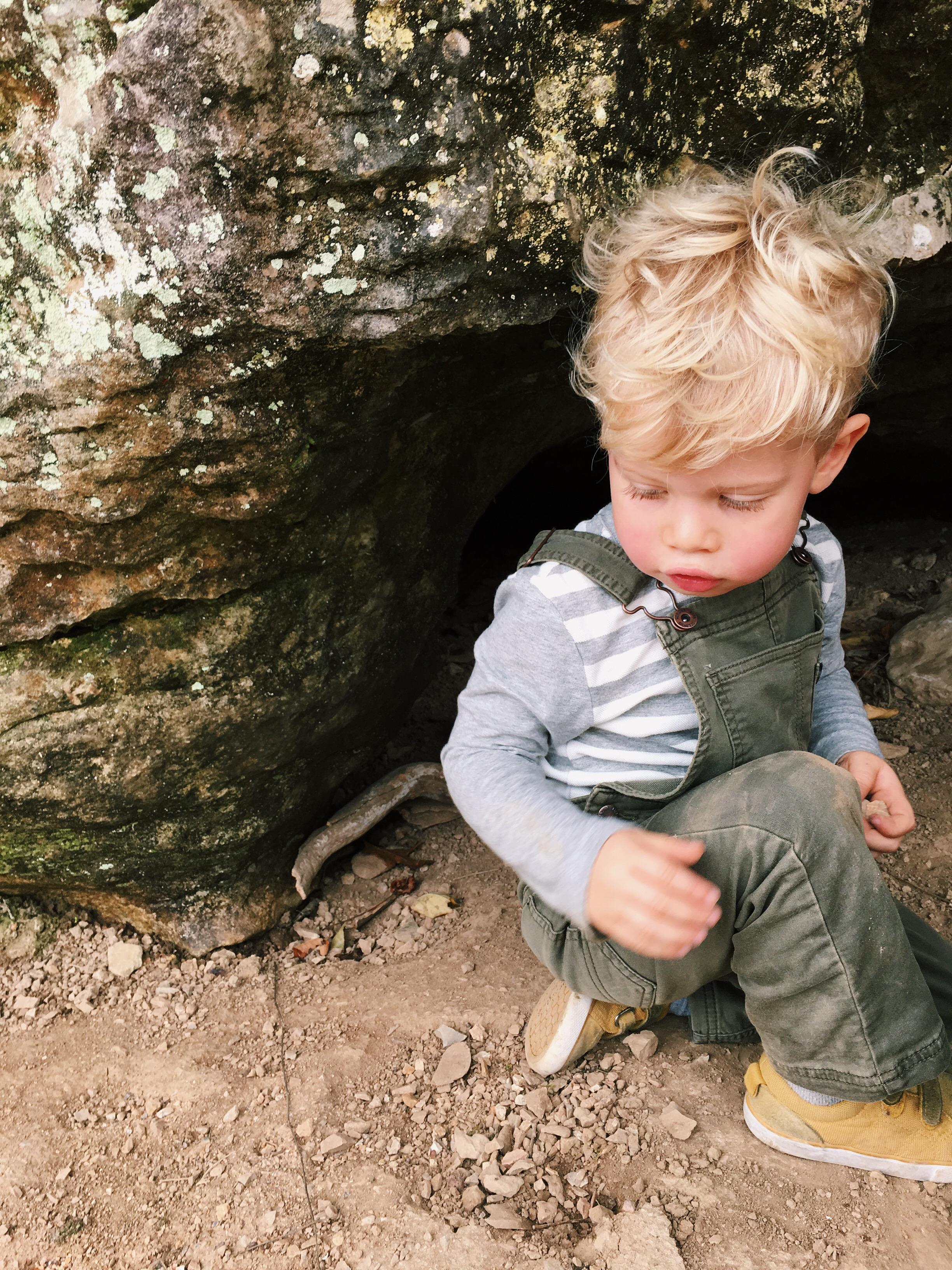 arkansas caverns