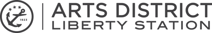 requested medium- ARTS DISITRCT Liberty Station - Horizontal Full Logo Grey copy 2.png