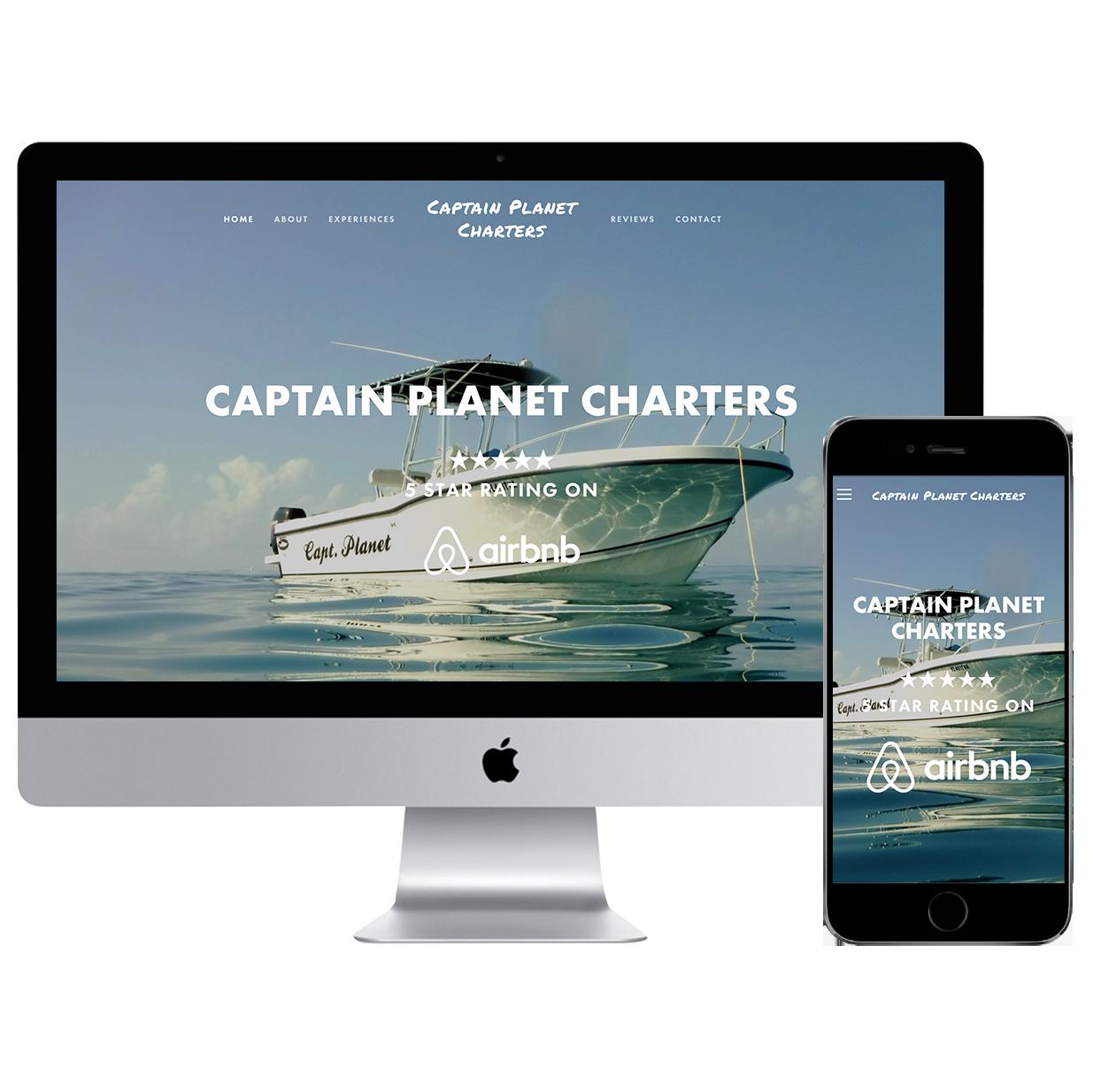 CaptainPlanetCharters.com