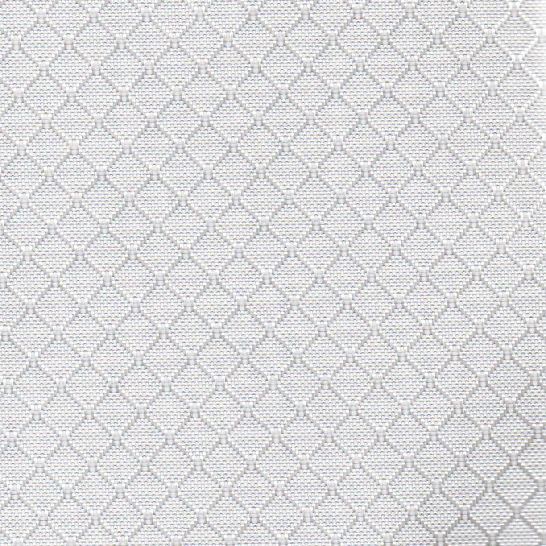 Diamond Fabric White