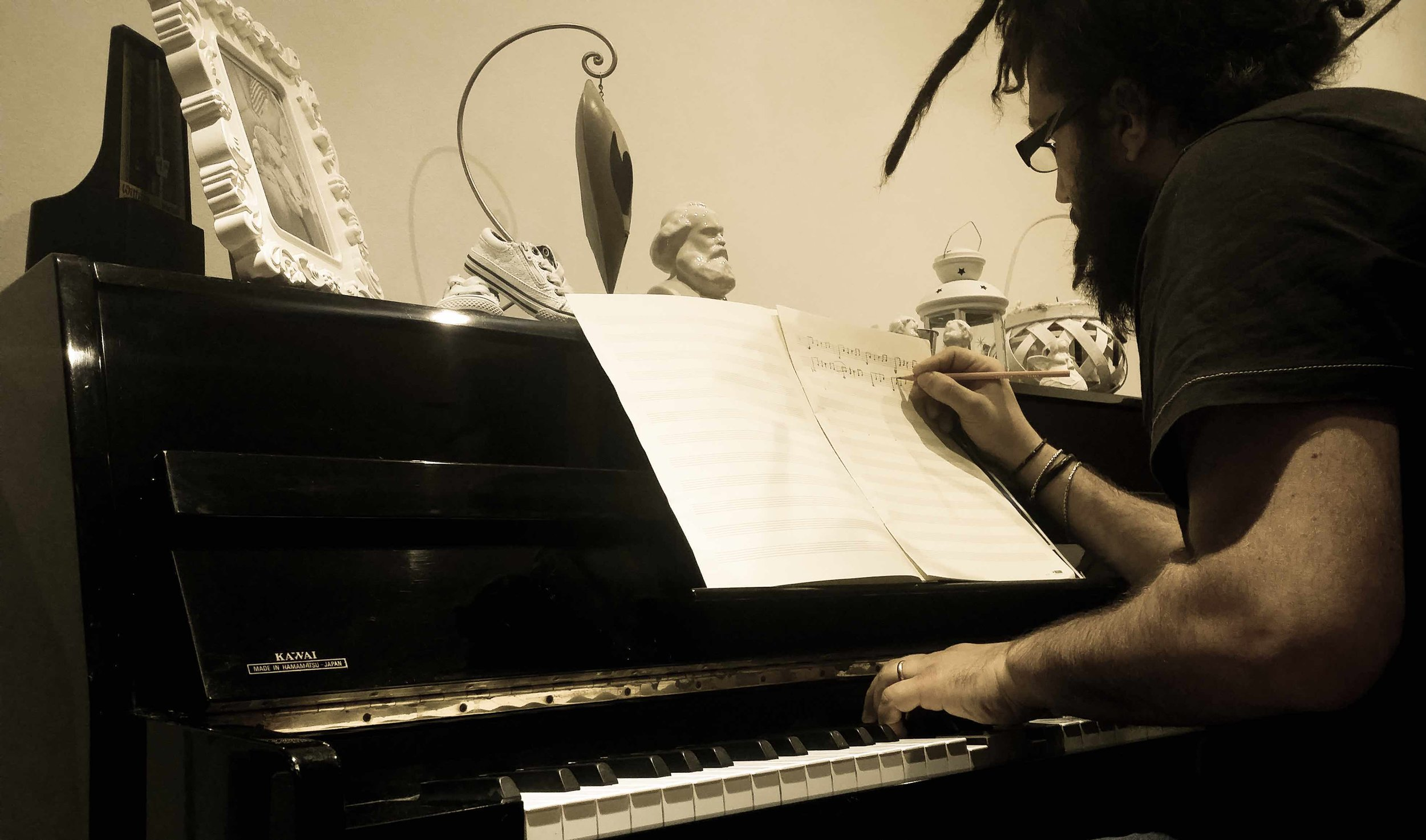 Igor Longhi - Musicto curator