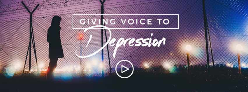 Giving Voice To Depression Podcast