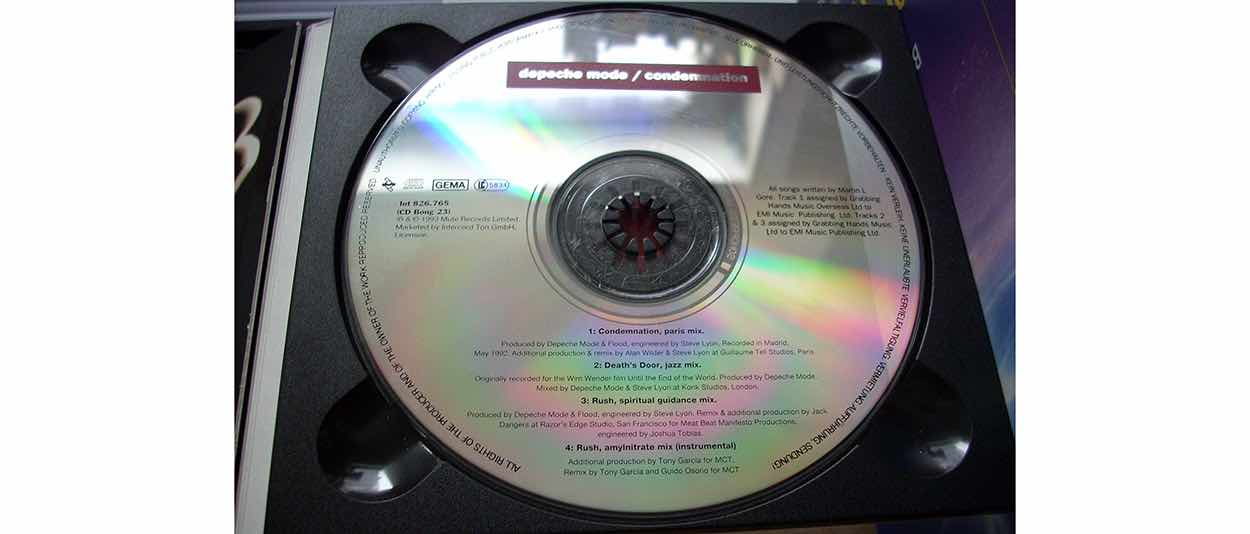 The Compact Disc or CD