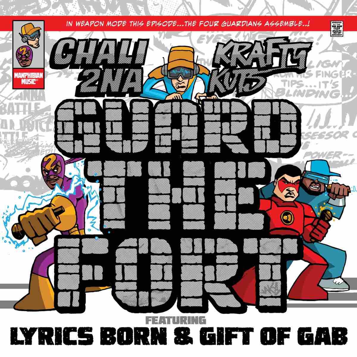 Rap, beats & breaks - shake a hoof to the latest rhymes, funky breaks and boom bap beats