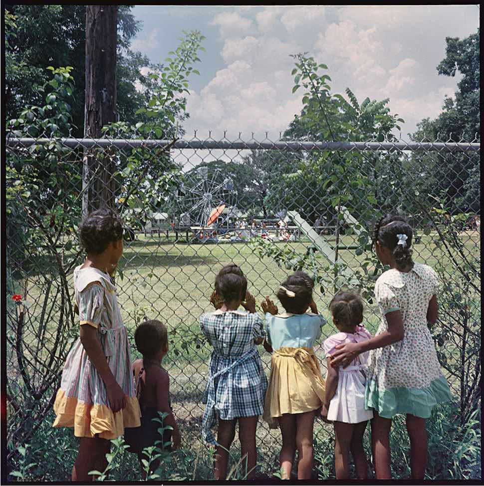 Outside Looking In  by  Gordon Parks