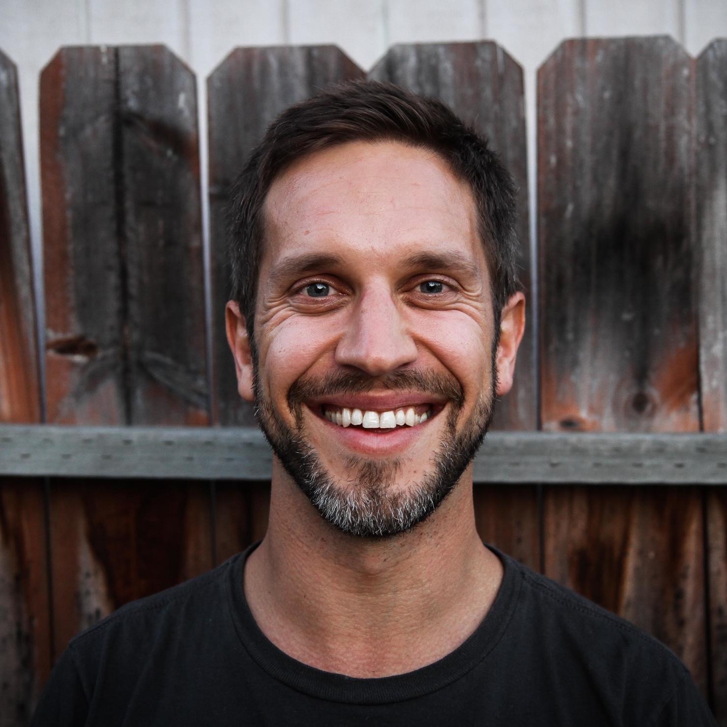 Mike Sesko headshot