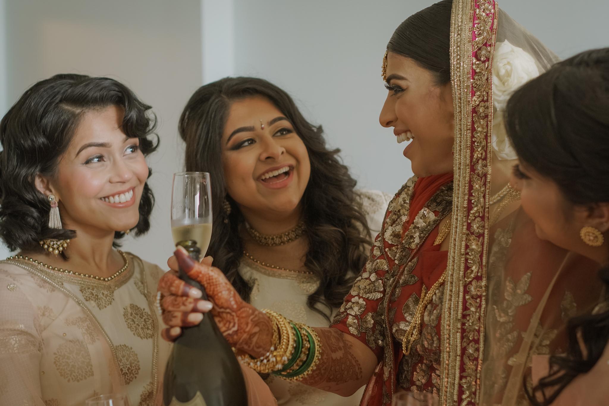 RITZ-CARLTON SOUTH ASIAN WEDDING