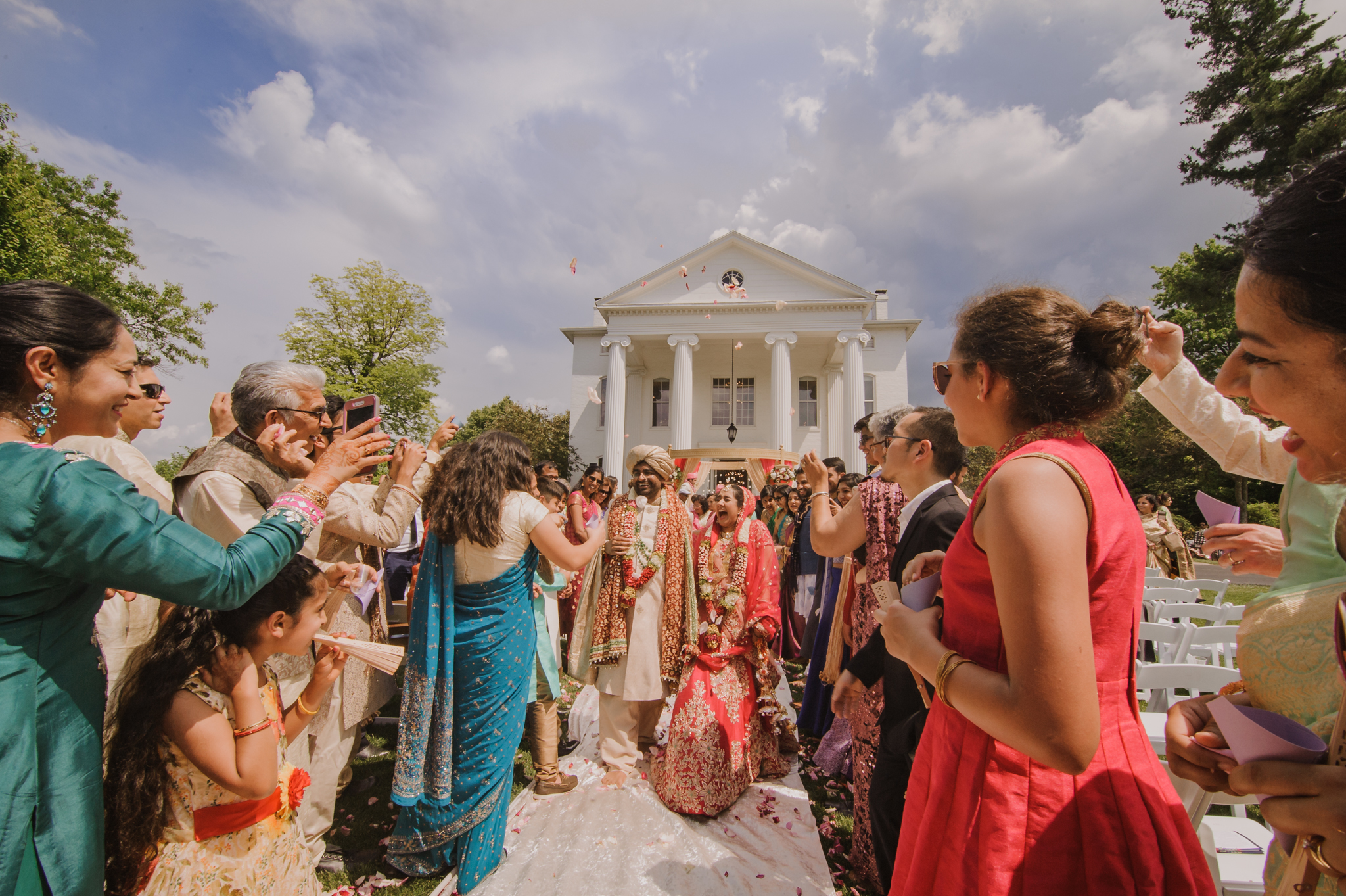 SOUTH ASIAN INDIAN PUNJABI WEDDING:  GRIFFIN GATE LEXINGTON KENTUCKY