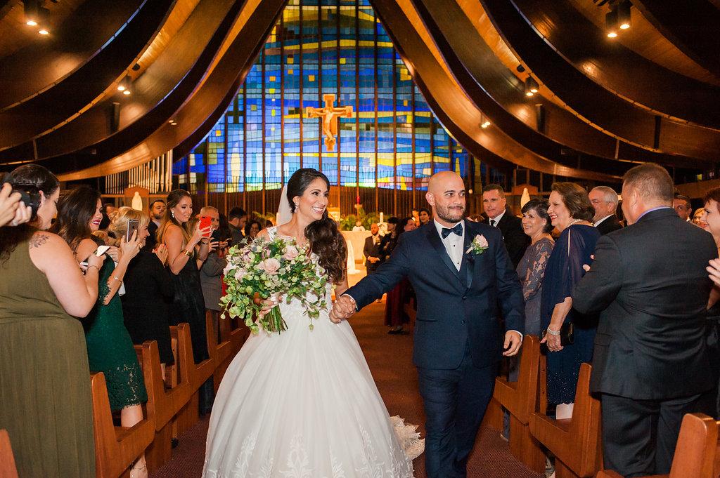 ANN MARIE + JAVI WEDDING PHOTOGRAPHER:  ST HUGH & CLUB OF KNIGHTS CORAL GABLES