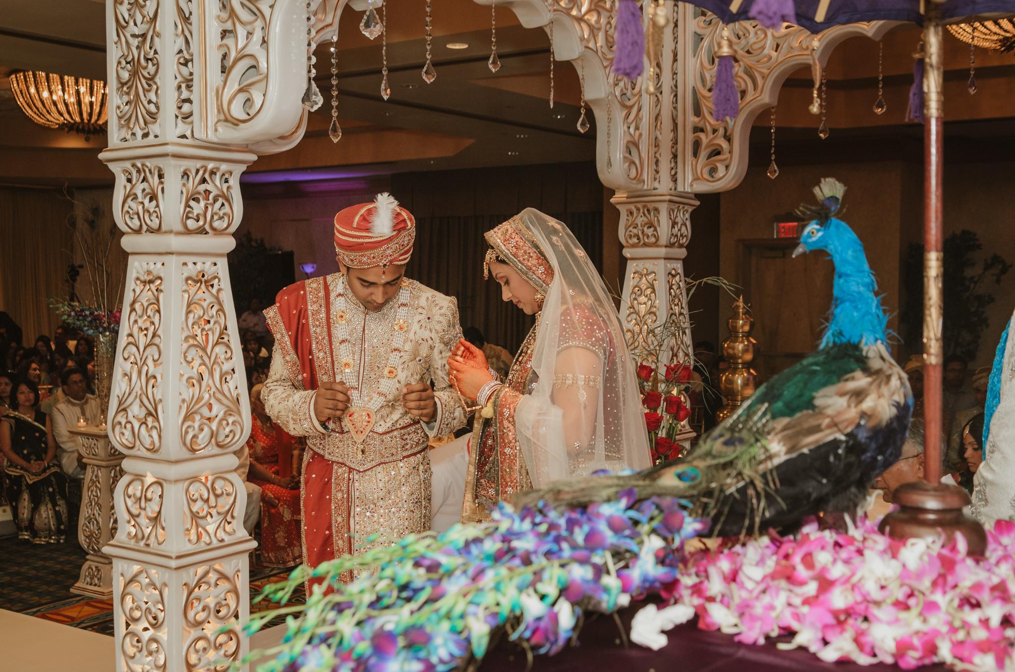 ANU + AVI SOUTH ASIAN INDIAN WEDDING:  WESTON, FLORIDA