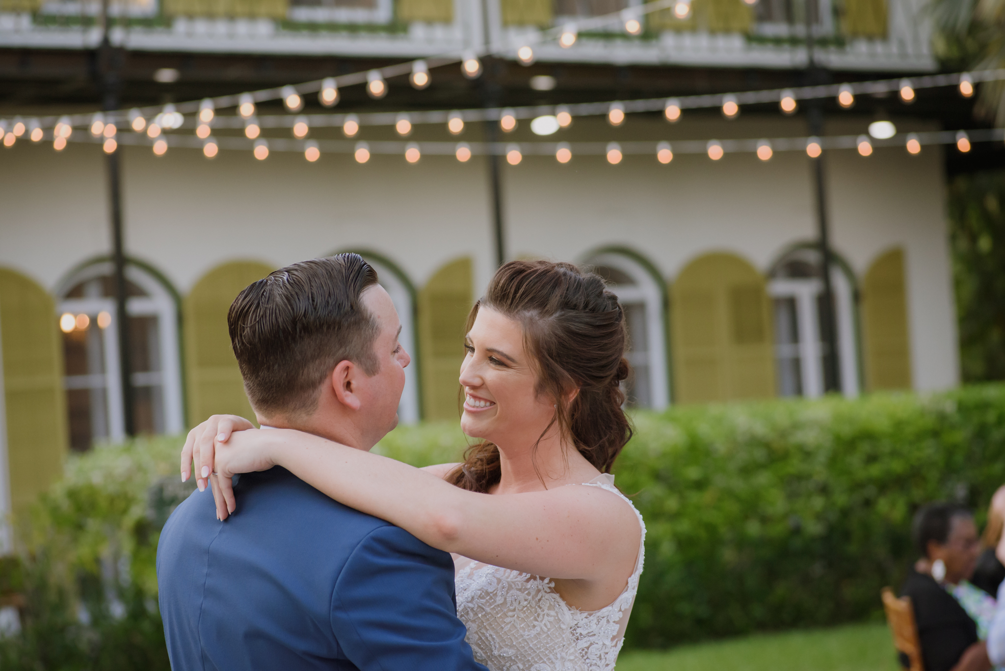 Key West Hemingway House Wedding PHOTOGRAPHER