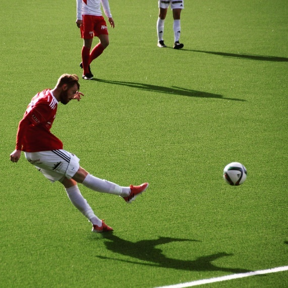 In action for IFK Ostersund