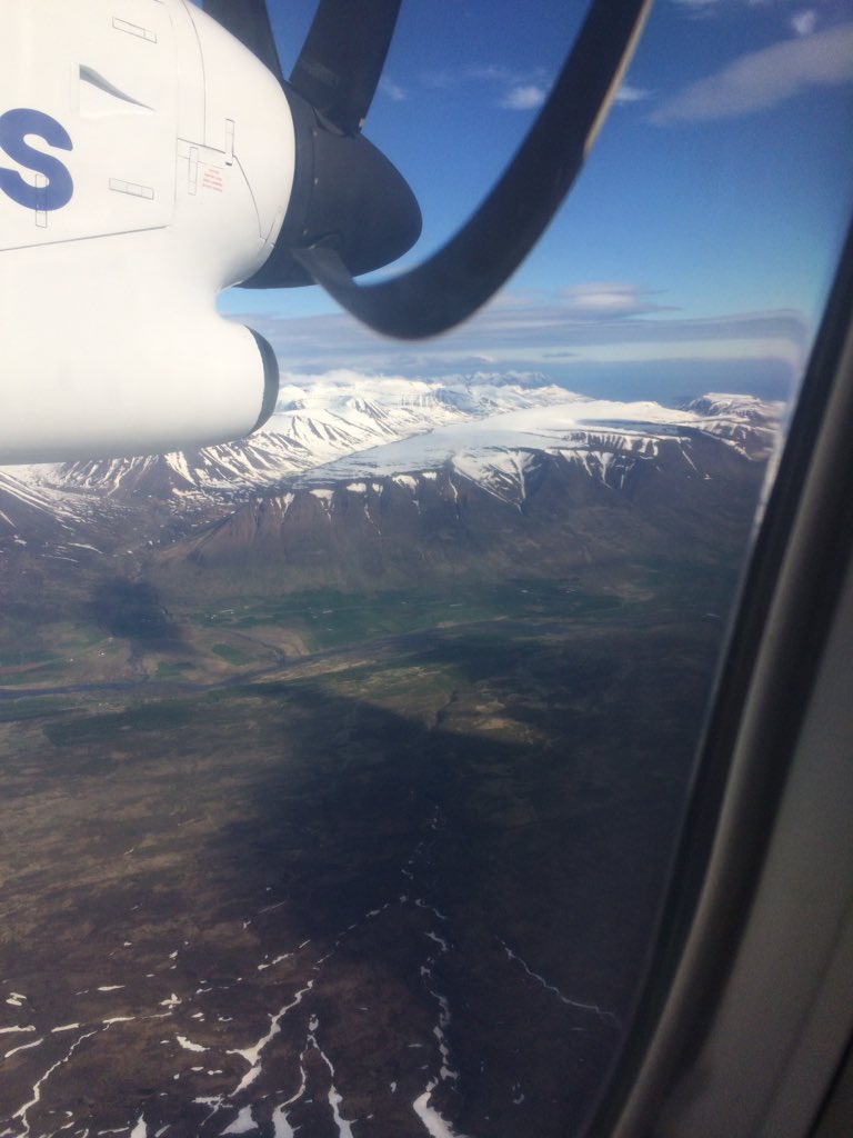 Away day travel in Iceland