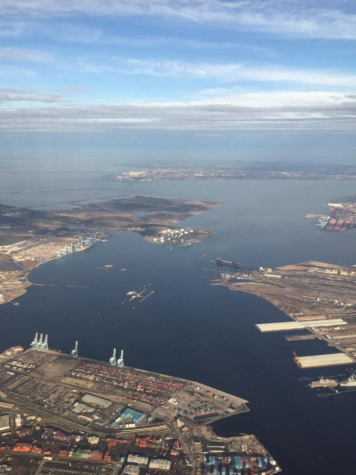 Servicing All Warehouses in the Port of Virginia. -