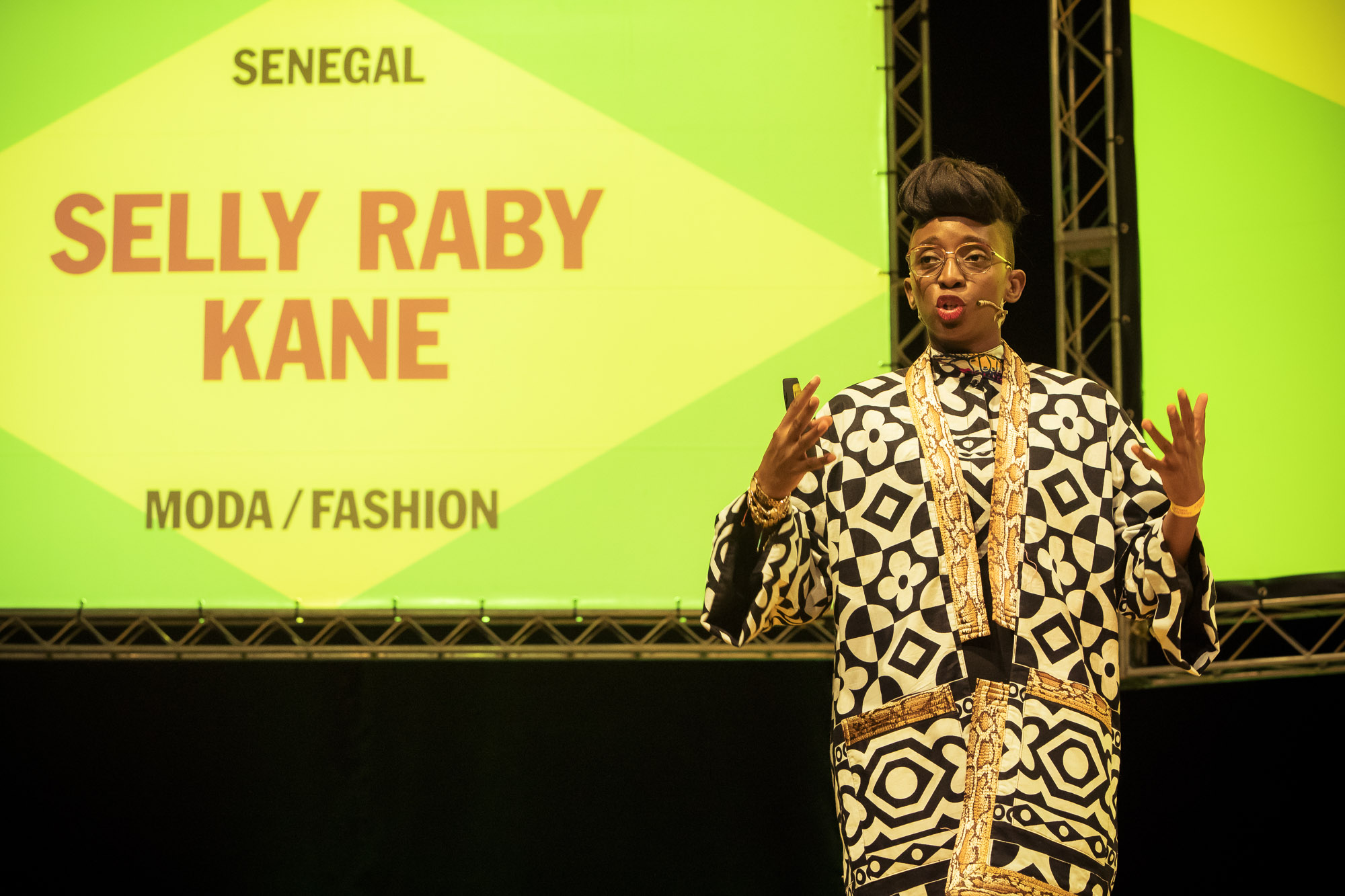 Selly Raby Kane, Senegal