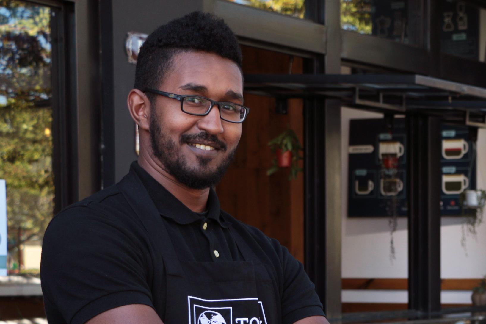 Ahmed  // Instructor (Saudi)