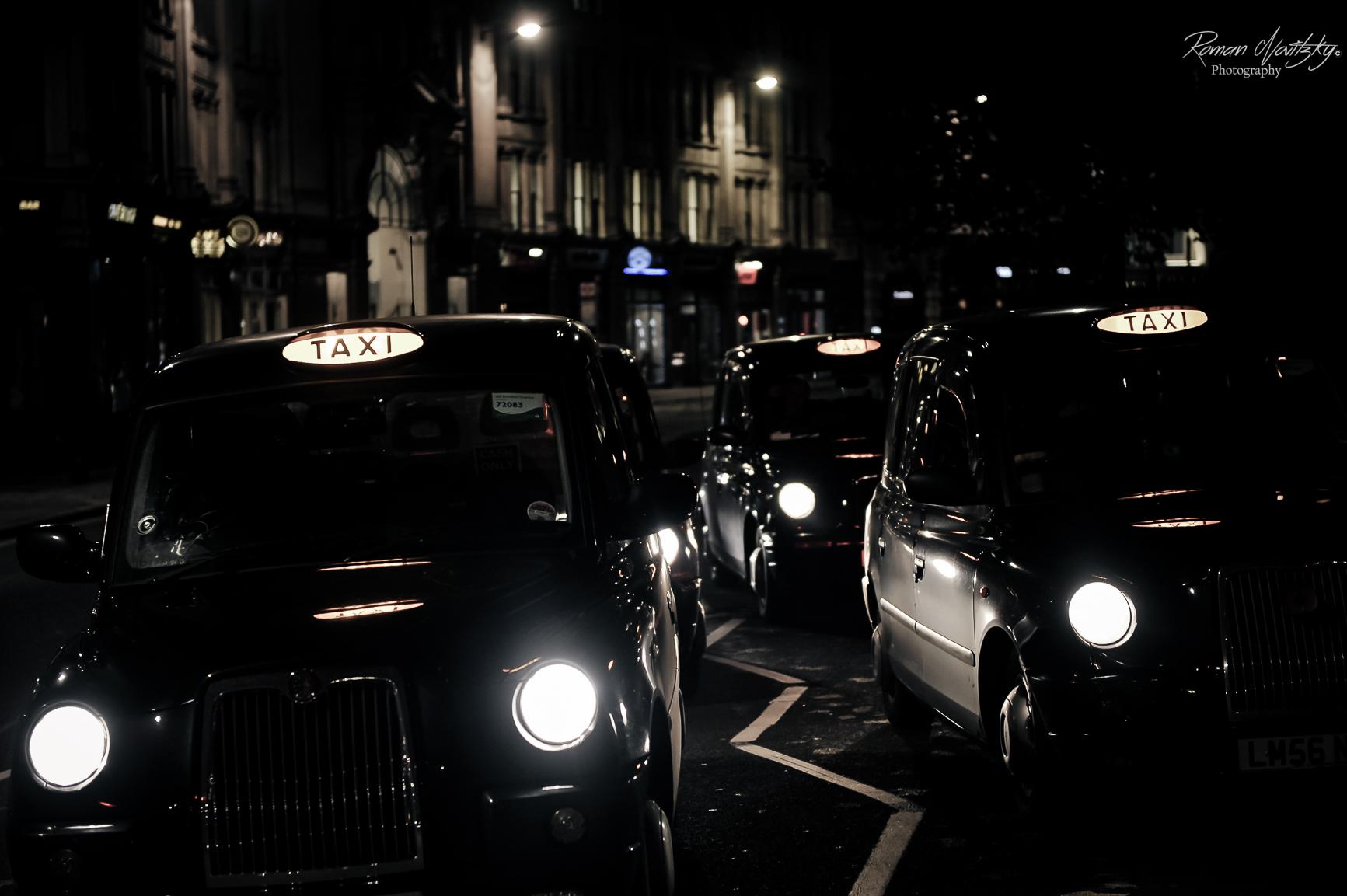 Nighttravel in London