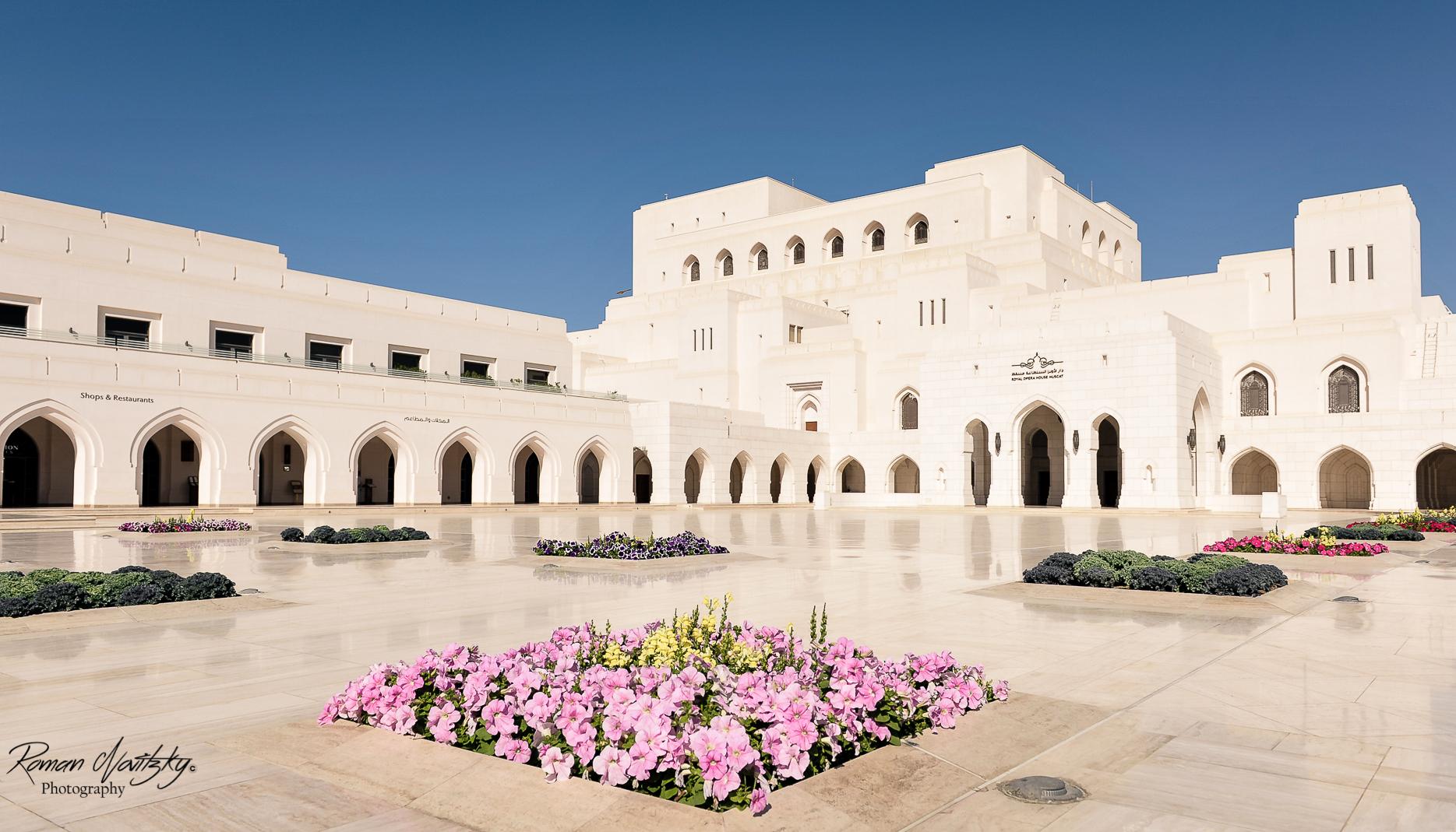 Royal Opera House - Muscat - Oman