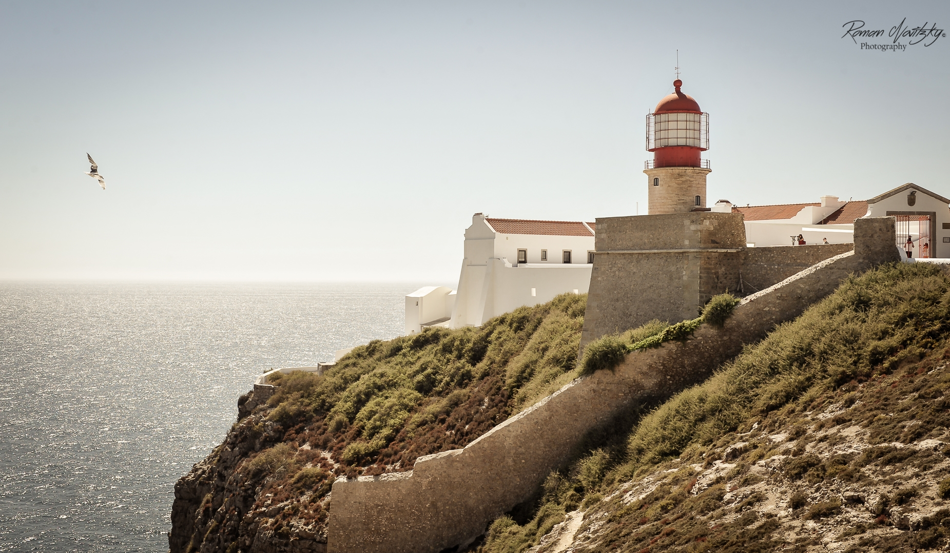 Last hot dog before America...Portugal - Algarve - Sagres