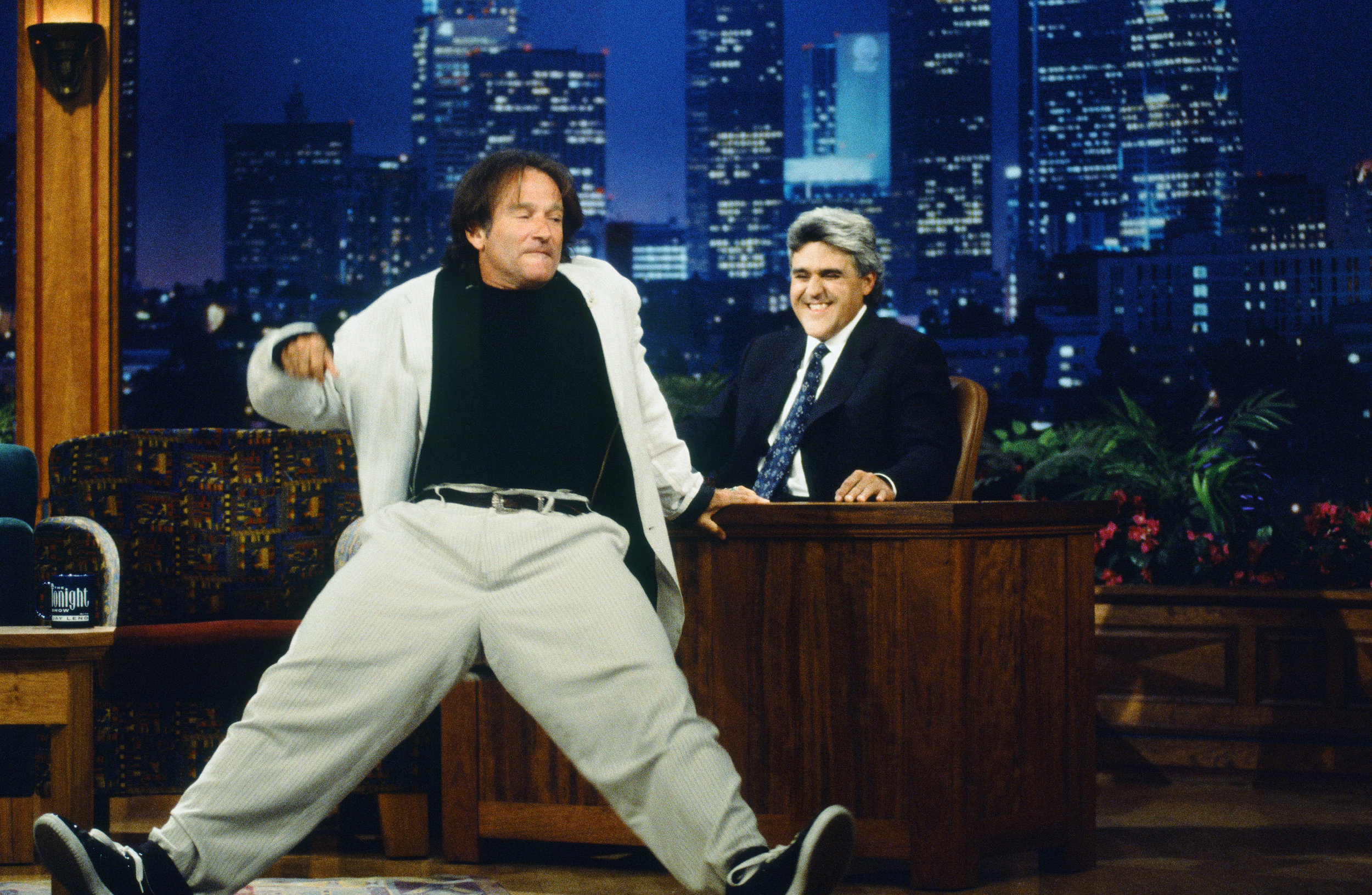 """The Young Comedians - Featuring Robin Williams & Jay Leno -  """"at The Improv West"""""""
