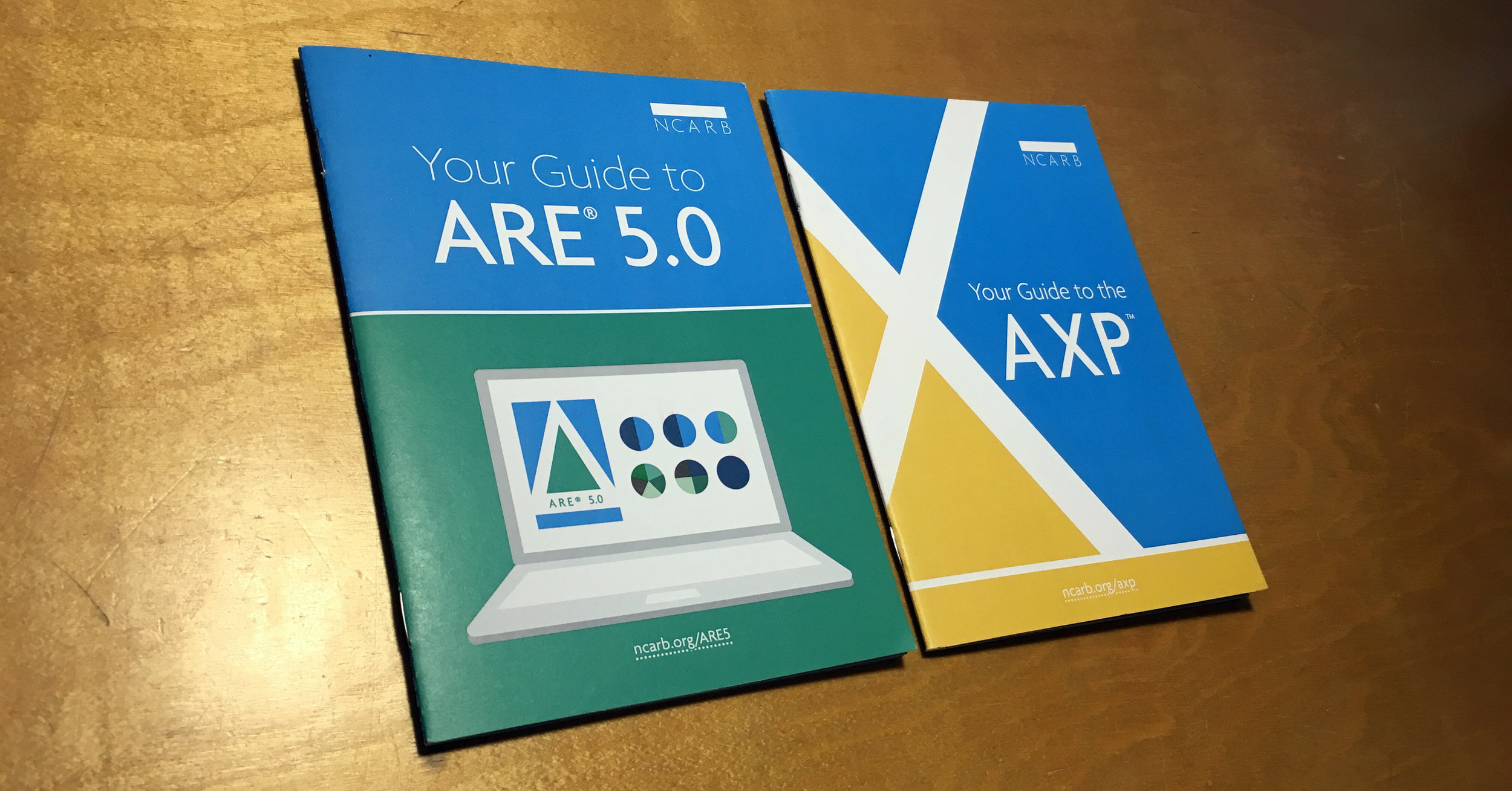 ARE 5.0 and AXP guides