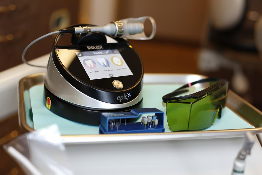 Laser Dentistry in Tucson