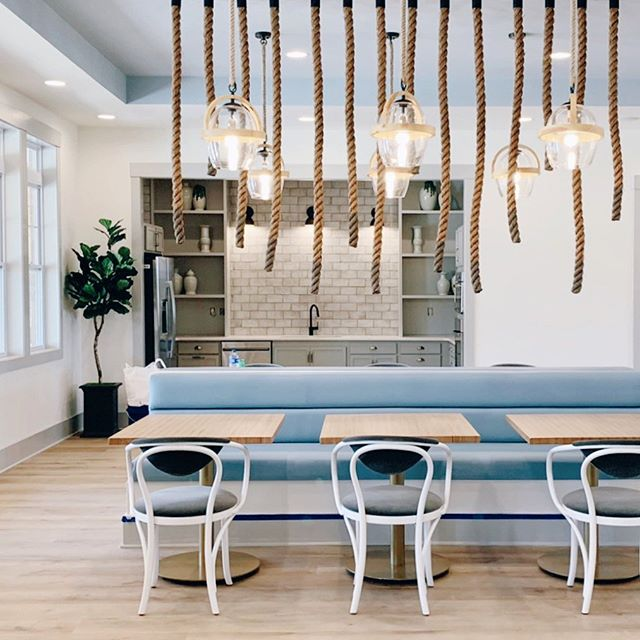 Did you see all of yesterday's stories from our @legacyatfiretower install? We're wrapping up all of the finishing touches today! #multifamilyinteriordesign