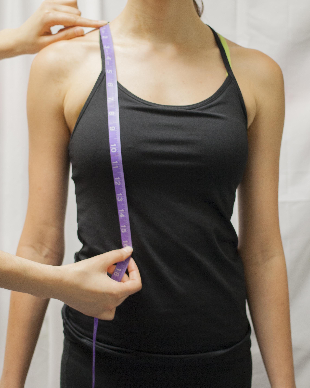 9. Shoulder to Natural Waist