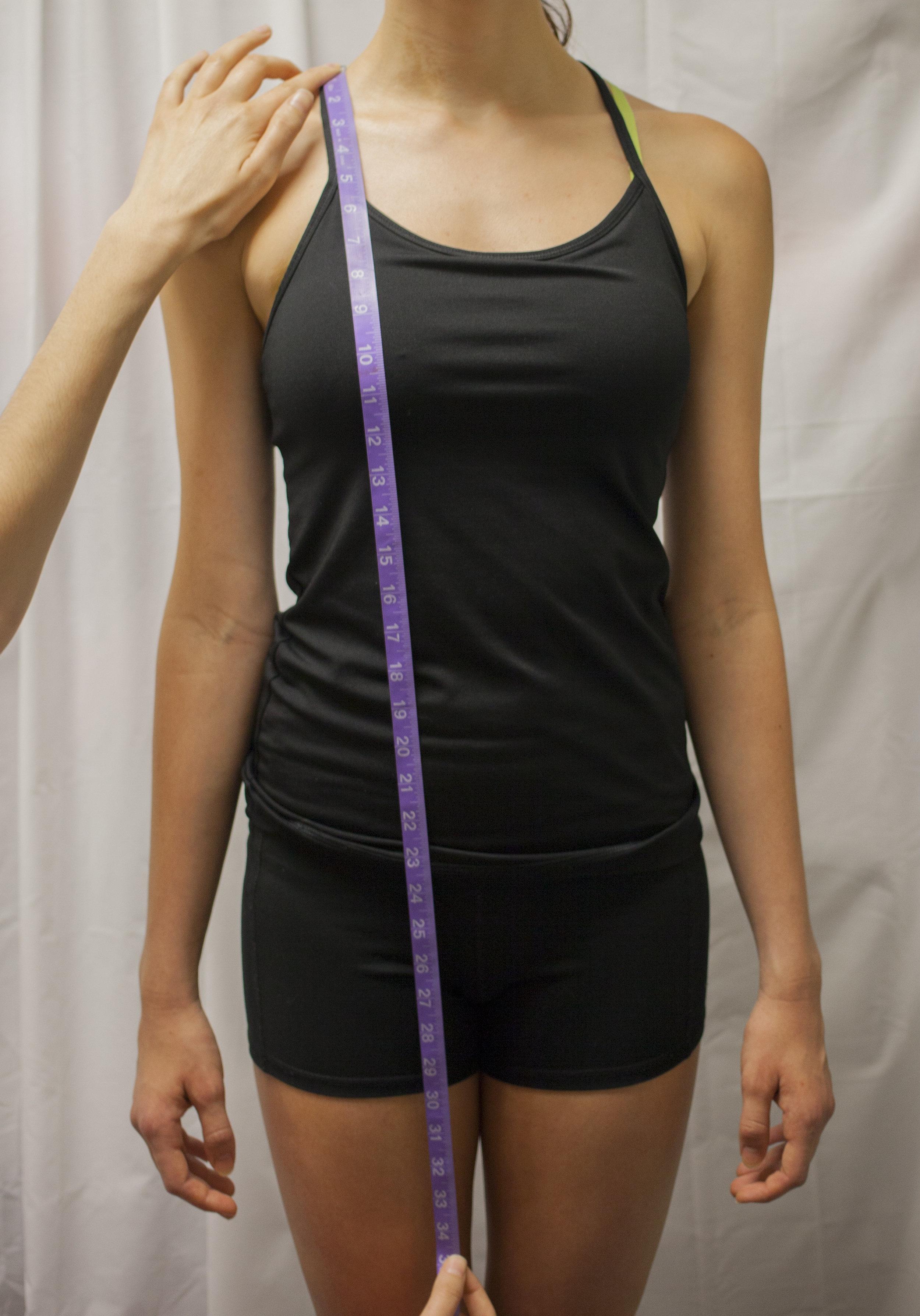 12. Shoulder to Hem