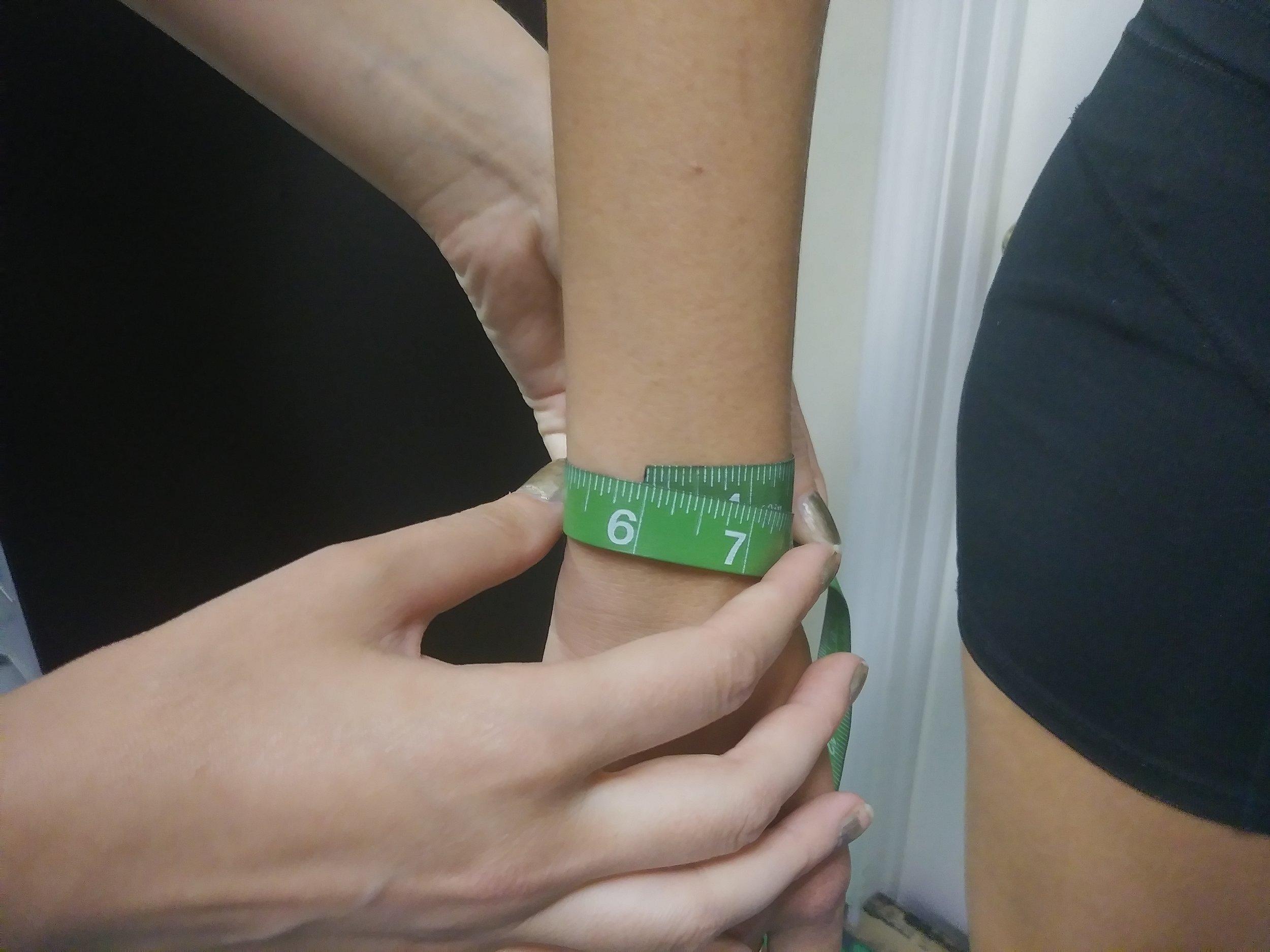 24. Wrist Circumference