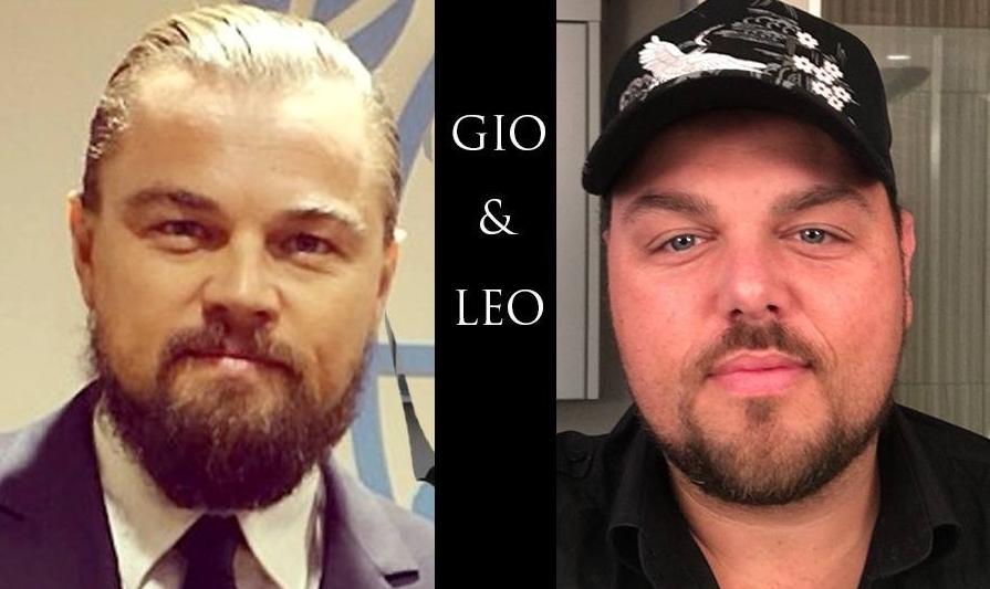 People think I look like Leonardo DiCaprio