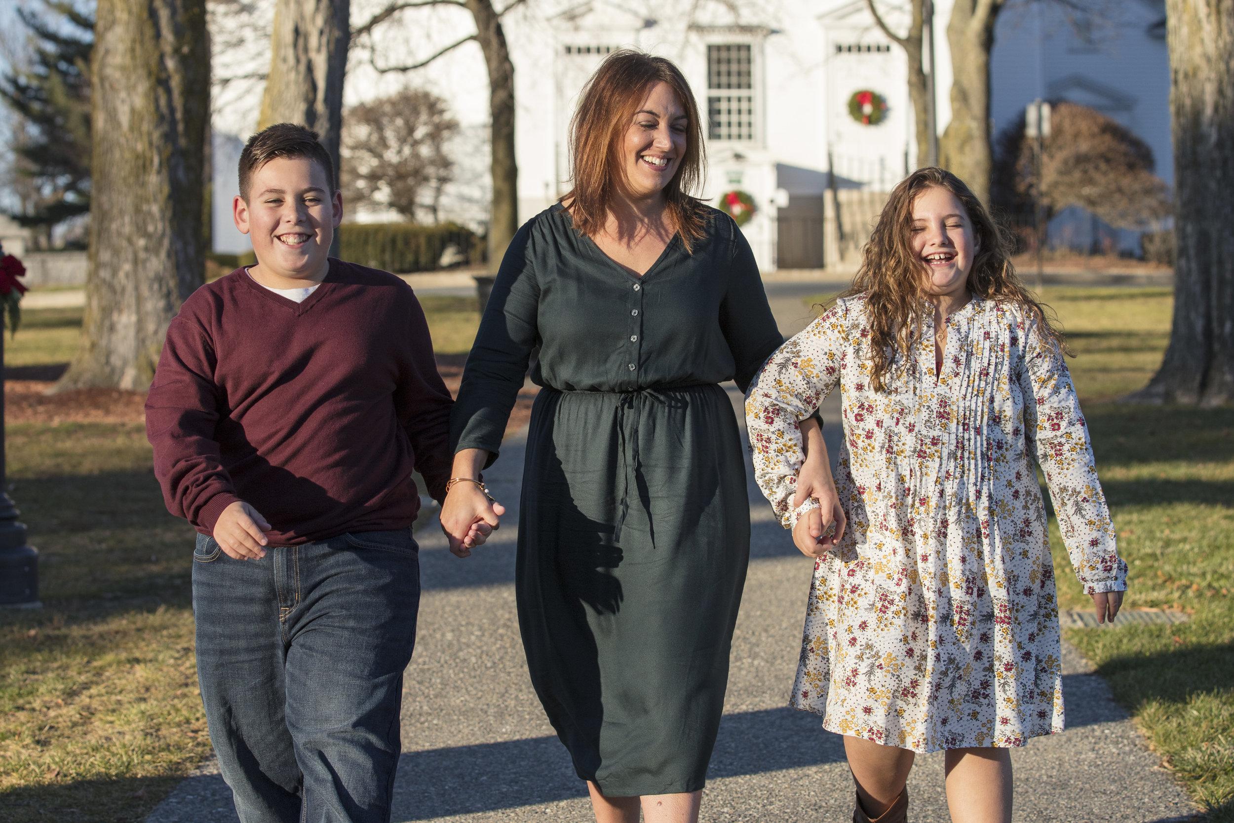 The Halloran Family