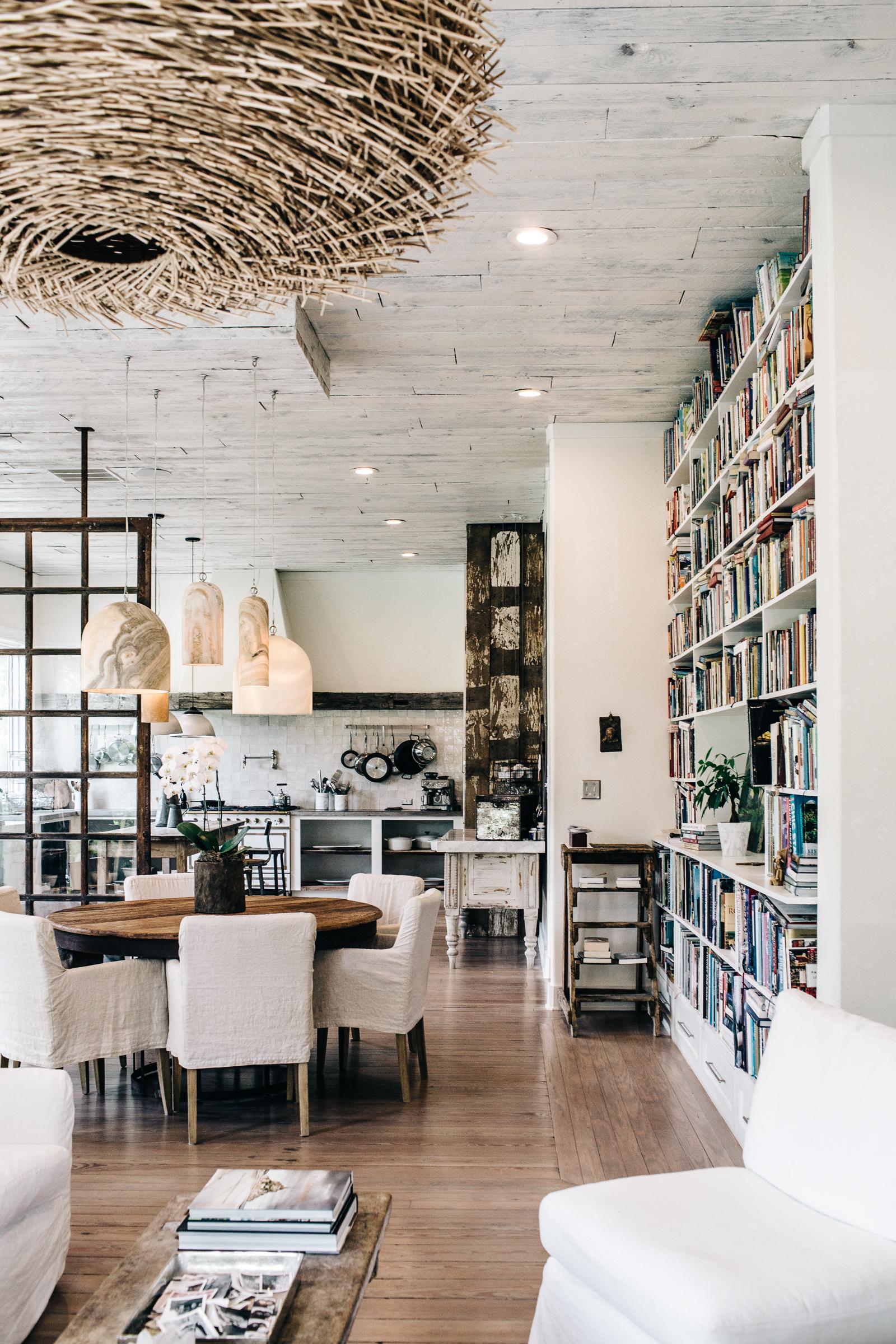 Interiors- Cavalier Residence