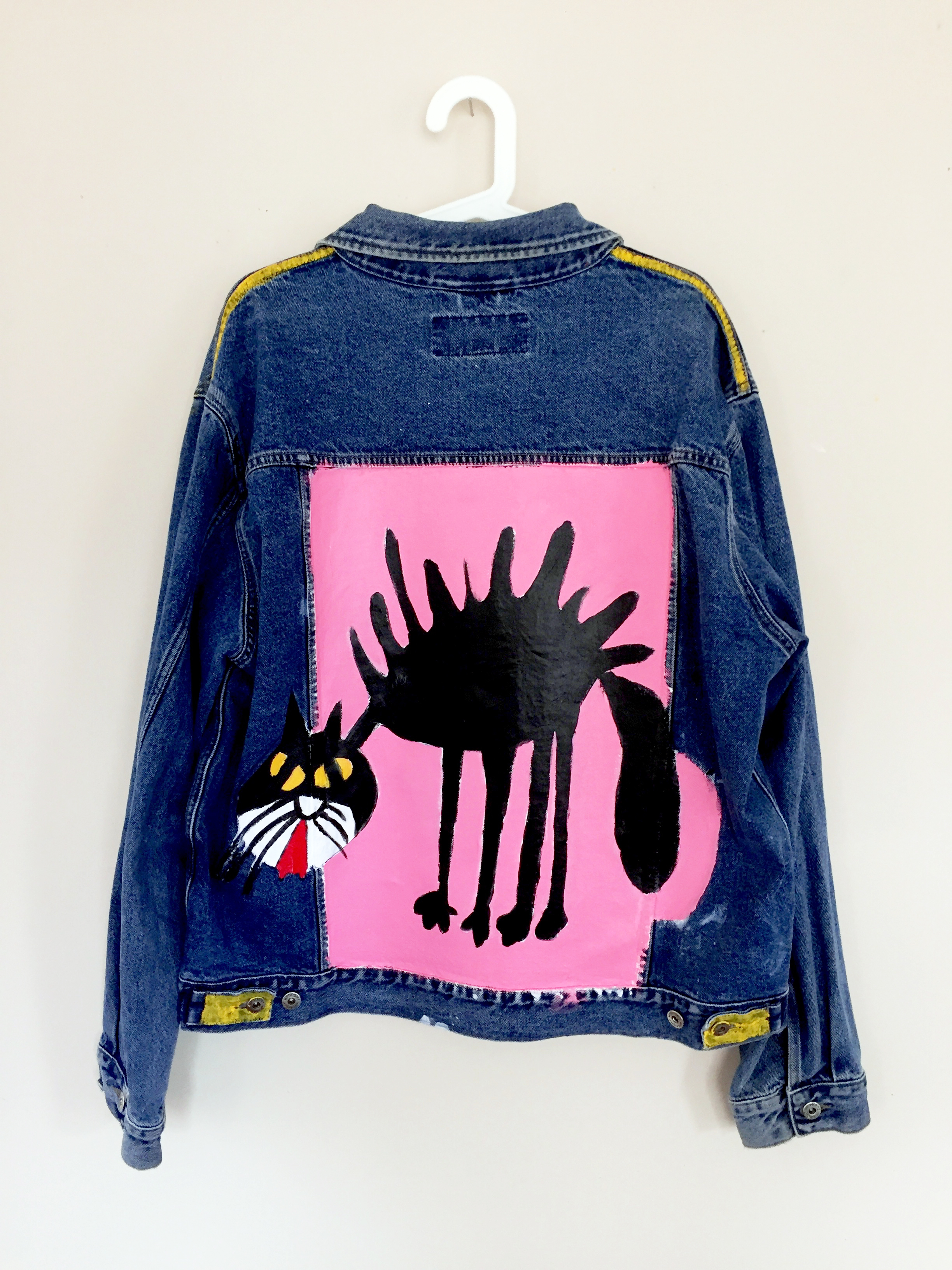Cat Jacket X Lonerism Co X Rachel O'Donnell