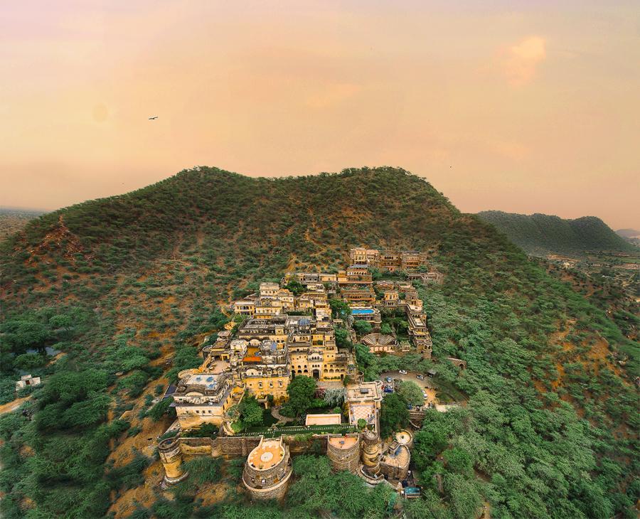Fort Neemrana, Rajasthan, India
