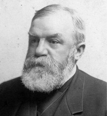 Dwight L. Moody (1837 - 1899) was a prominent American preacher and evangelist.  Learn more...