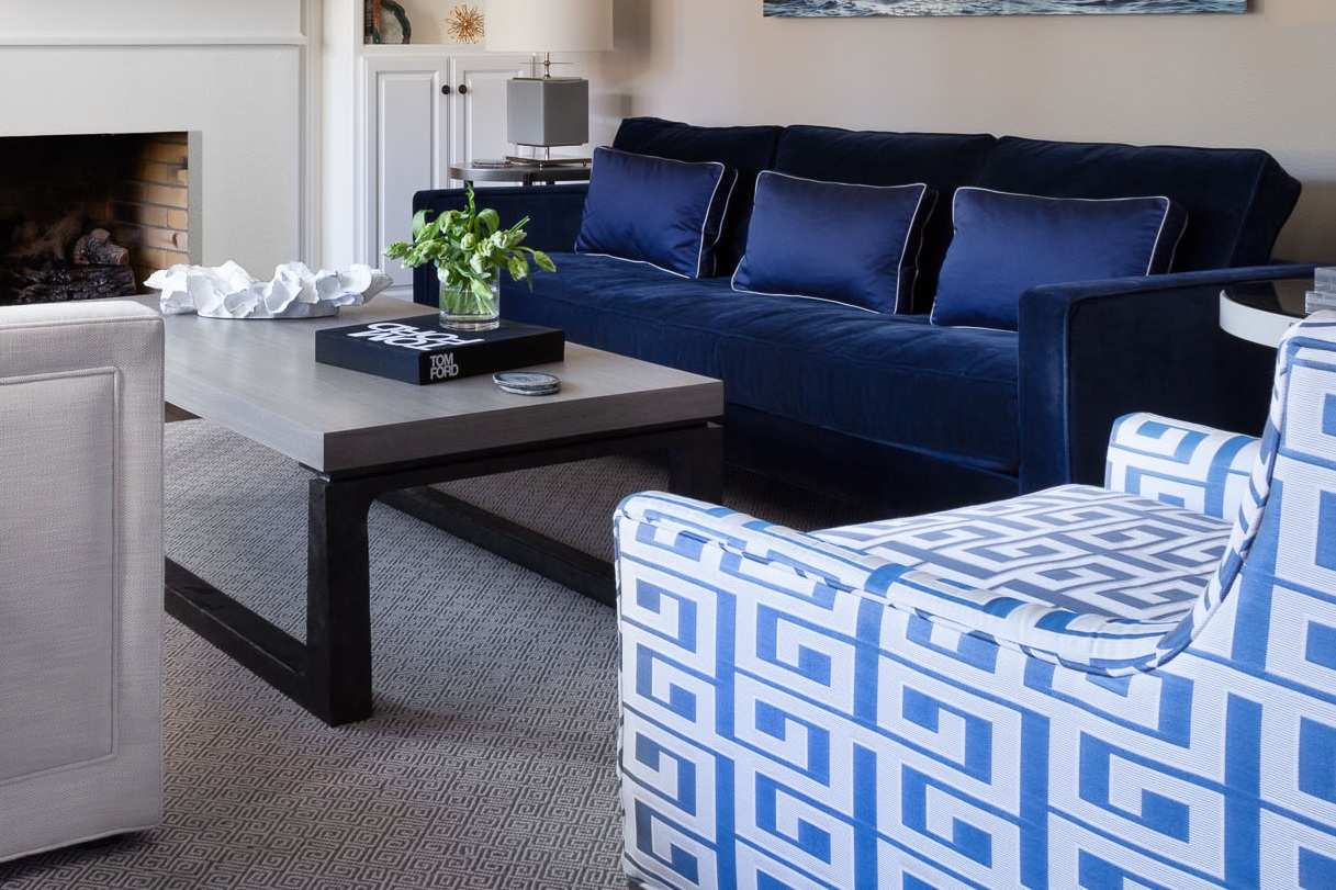 Delivery and REveal - This is what you have been waiting for! We manage the delivery and installation of your new design elements. We place, style, and accessorize so you experience the big reveal of your new space(s)!