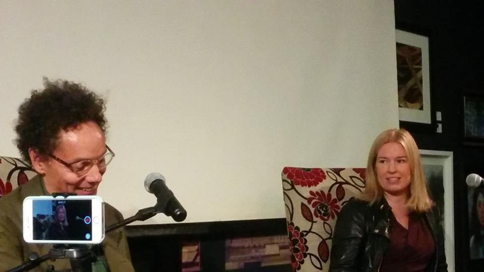 In conversation with Malcolm Gladwell for Heleo.  Watch it here.