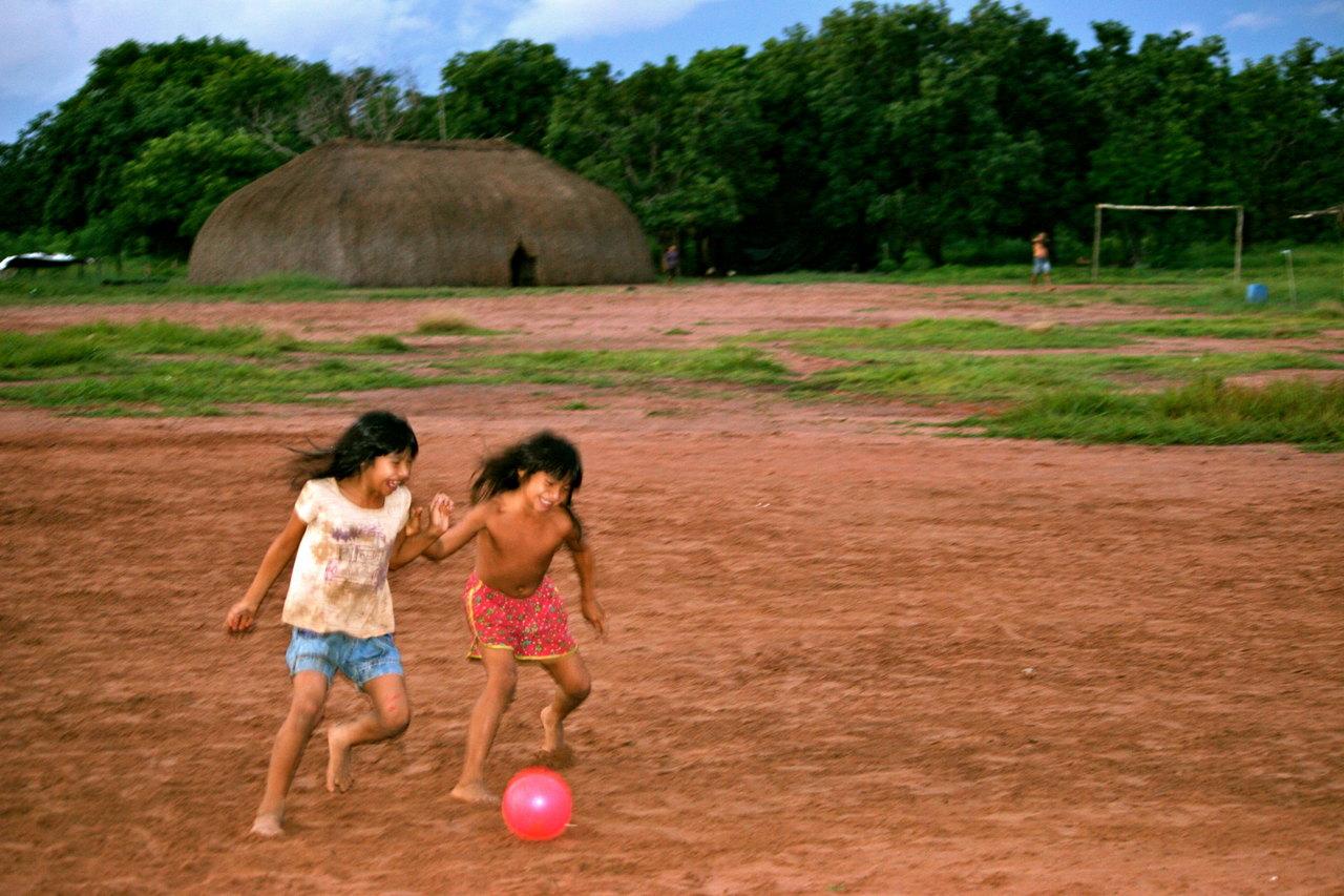 Futebol das meninas