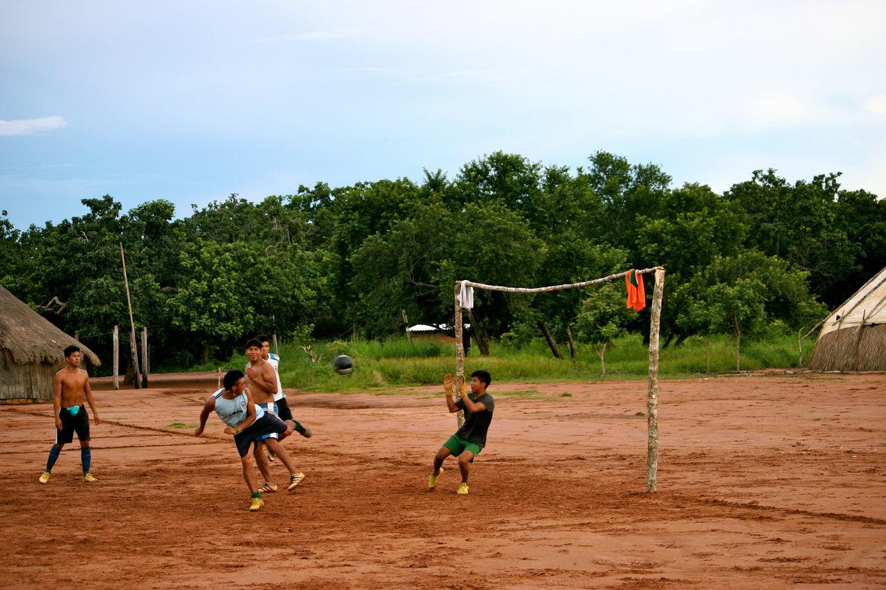 Futebol dos Adultos
