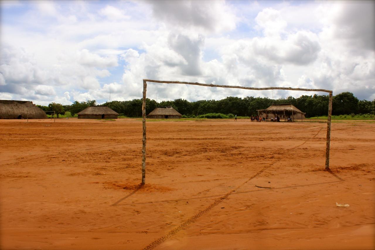Campo de Futebol - Utawana
