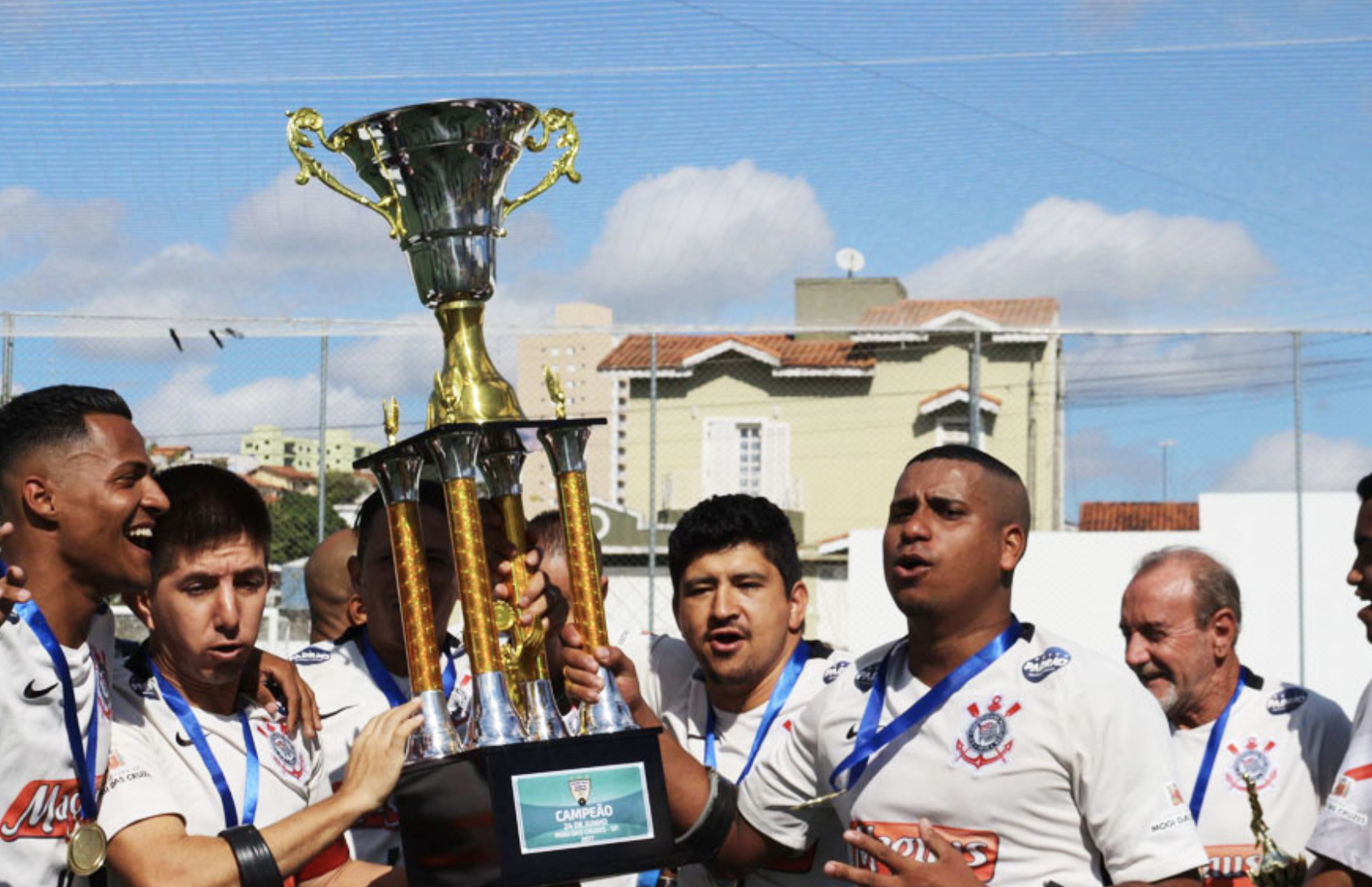 Tri-Campeão Paulista