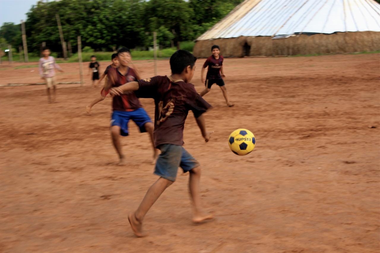 Futebol da molecada
