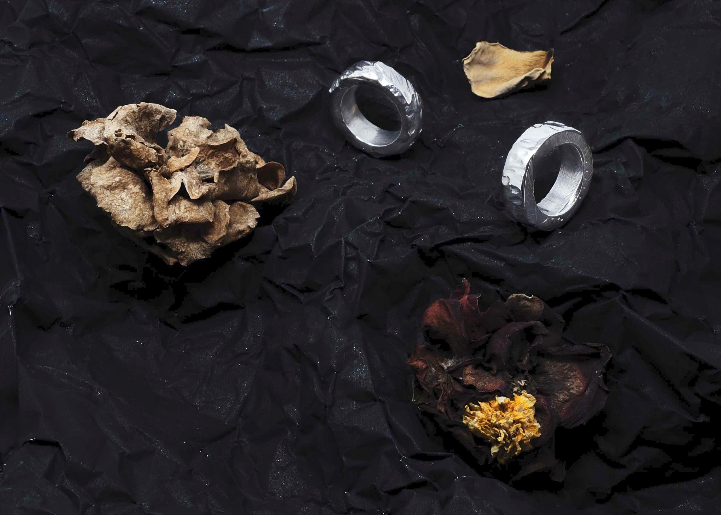Chunky jewellery collection