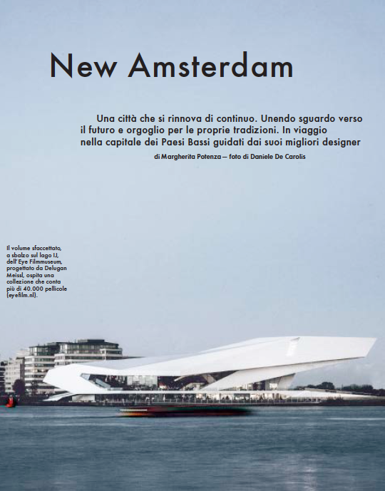 Amsterdam tour Elle Decor margherita Potenza daniele de Carolis.png