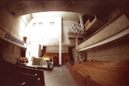 The Church of St. Matthew and St. Timothy. The Phoenix Concerts' Manhattan home.