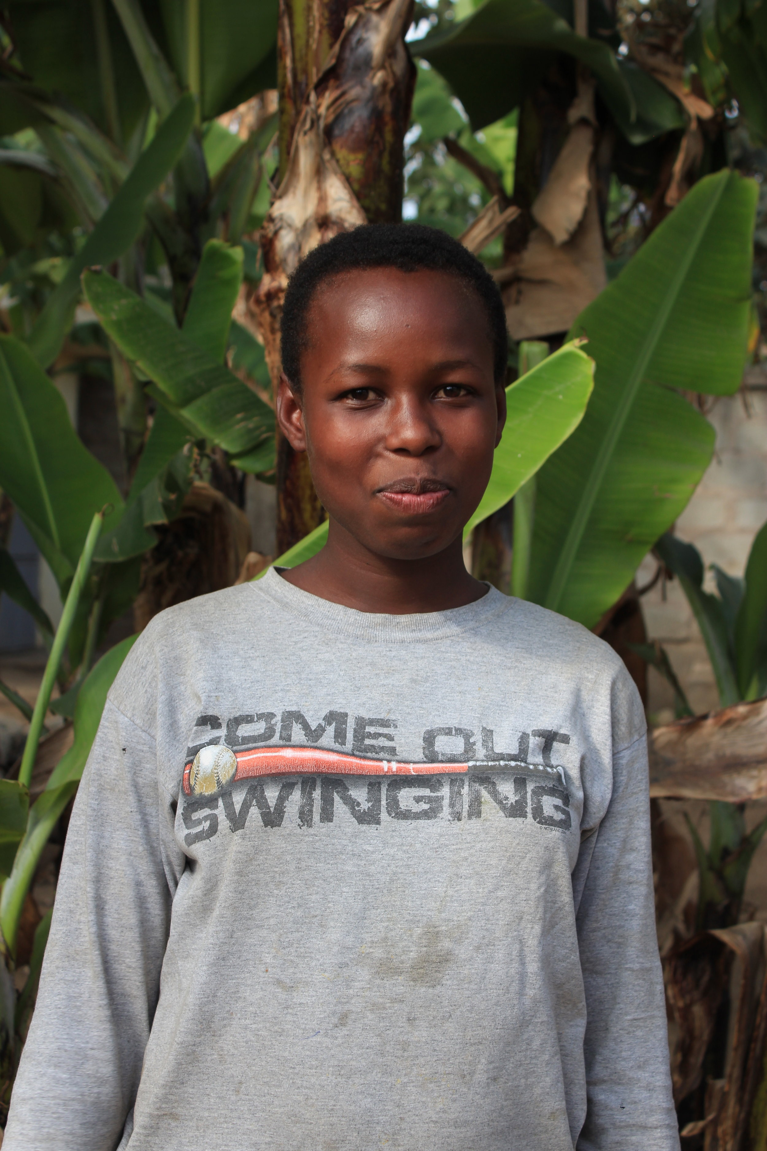Diana, 15 - Diana's father passed away from HIV/AIDS and her mother is unable to care for her as she is suffering with the same disease. Although Diana is somewhat quiet in comparison to her brothers and sisters at the orphanage, she is still so full of life, health, and joy!